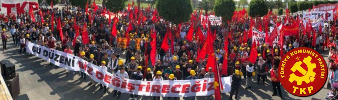 TKP - Kommunistische Partei der Türkei